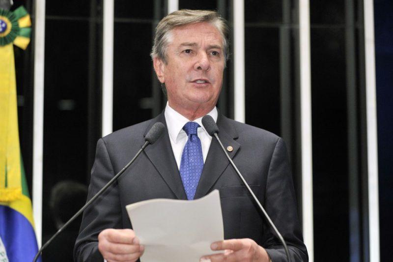 Ex-presidente Fernando Collor vira réu na Operação Lava-Jato