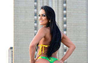 a5583ad59 Conheça representante da Paraíba no Miss Bumbum 2015