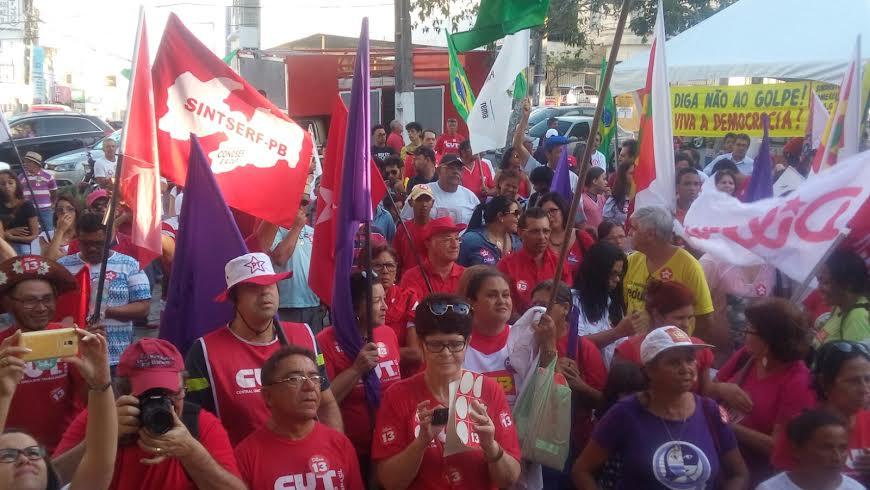 protesto em Campina Grande 11