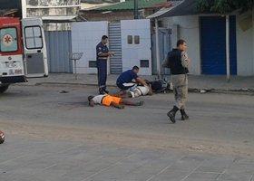 56c2d713a68 MaisPB • Homem é executado com tiro na cabeça no Valentina