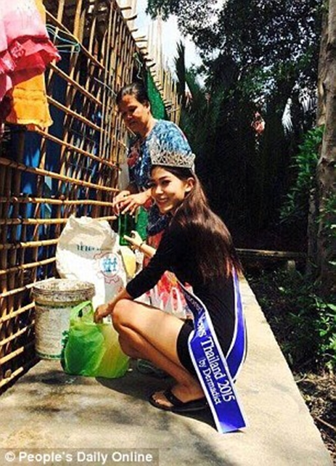 Miss Tailândia