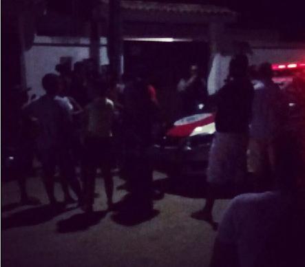Homicídios em Alhandra