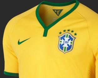 51ca61ebe5 MaisPB • Uniforme da seleção brasileira pode ter novidade em 2016