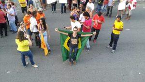 manifestação 31 de marcoA