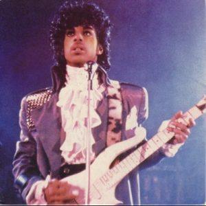 Prince na época do sucesso 'Purple Rain'