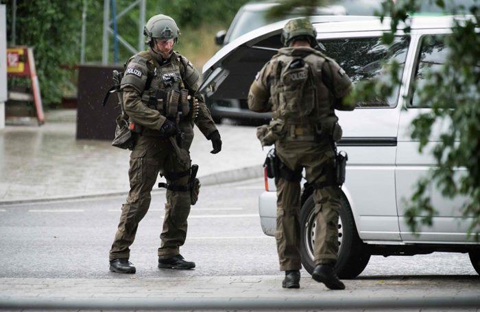 Tiroteio na Alemanha deixa um morto e dez feridos, diz polícia local