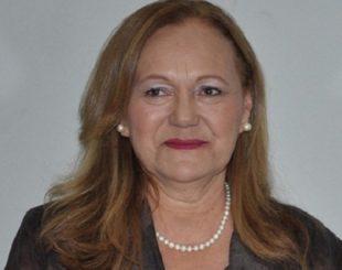 Fátima Paulino, pré-candidata do PMDB em Guarabira