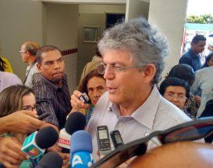 Governador Ricardo Coutinho (foto: Roberto Targino/MaisPB)