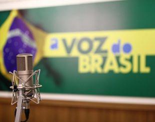 Resultado de imagem para Nova Voz do Brasil estreia na próxima segunda-feira