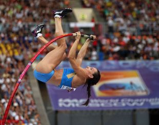 during Day Four of the 14th IAAF World Athletics Championships Moscow 2013 at Luzhniki Stadium on August 13, 2013 in Moscow, Russia.