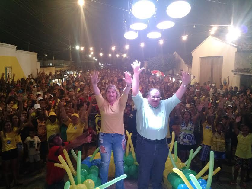 Rômulo participa de campanha em JP, Mari e Serra da Raiz