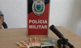 Polícia prende suspeito de assalto em João Pessoa