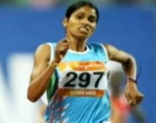 Atleta indiana