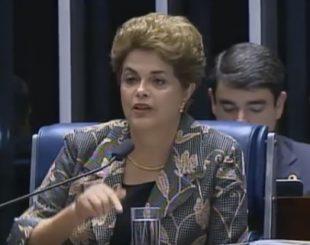 "Provocada por Cássio, Dilma Rousseff diz que tucano se aliou a ""chantagista"""