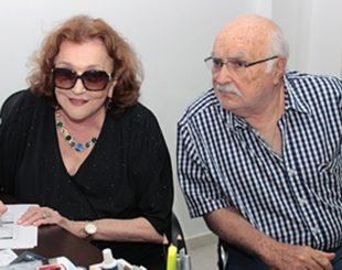 Lúcia Braga e Wilson Braga