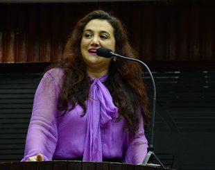 Suplente Olenka Maranhão (PMDB)