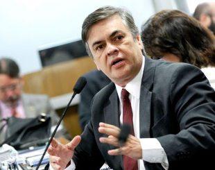 Senador Cássio Cunha Lima, do PSDB-PB