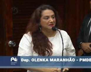 Deputada Olenka Maranhão (PMDB)