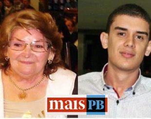Socorro Marques e Artur Dunga são primos e disputam Prefeituras no interior da Paraíba