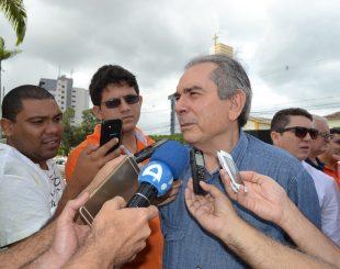 Senador Raimundo Lira, do PMDB