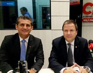 Paulo Maia e Lamachia