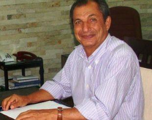 Roberto Feliciano (PSB), prefeito e candidato à reeleição