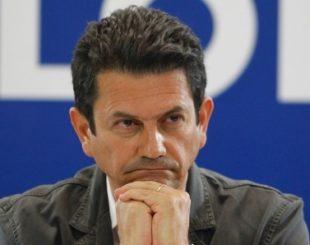 Líder do PSDB no Rio, Otávio Leite tentava articular uma candidatura viável em Magé (RJ)