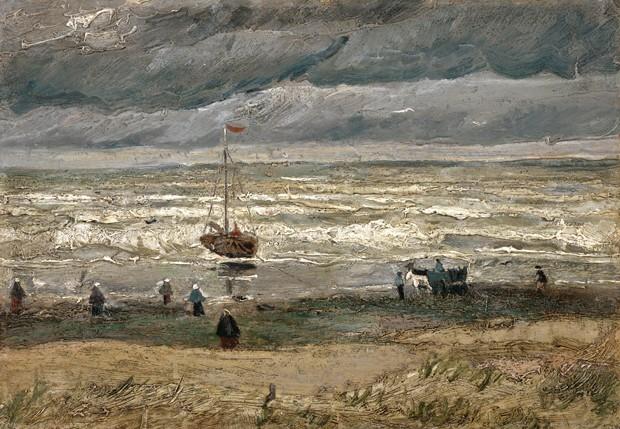 Polícia recupera 2 Van Goghs roubados em 2002 em Amsterdã