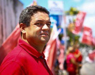 Charliton Machado, do PT -  Foto: Kleide Teixeira