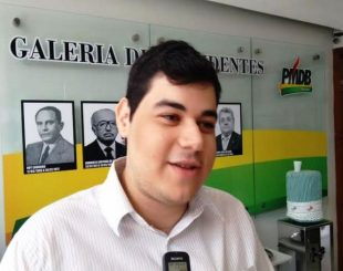 Dihêgo Amaranto disputou as eleições pelo PMDB na Capital