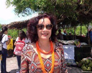 Secretária Gilberta Soares (Reprodução: redes sociais)