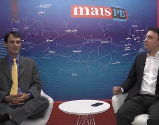 Prefeito Romero Rodrigues é entrevistado na MaisTV