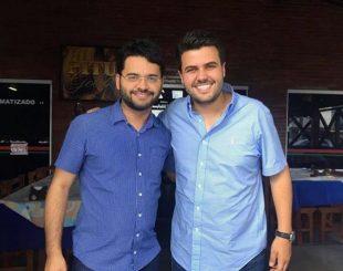 Berg Lima e Wilson Filho