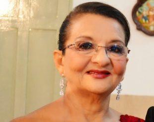 Prefeita reeleita de Boa Ventura, Leonice Lopes (PSD)