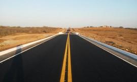 Ricardo Coutinho inaugura estrada de Sossego e tira 43ª cidade do isolamento