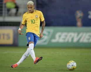 Inspirado, Neymar fez uma das melhores atuações com a Seleção (foto: Pedro Martins MoWA Press)