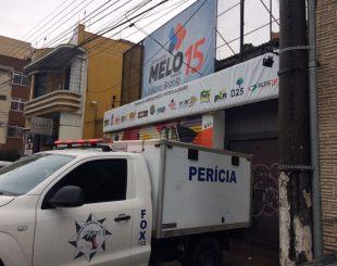 Um dos coordenadores de campanha de Sebastião Melo (PMDB) é encontrado morto em Porto Alegre (Foto: Hygino Vasconcellos/G1)
