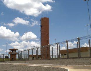 Presídio Campo Grande (Foto: O Globo)