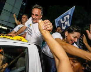 Luciano Cartaxo se reelegeu em João Pessoa