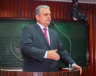 Deputado Bosco Carneiro, do PSL