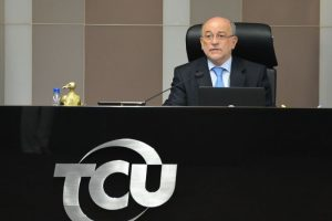 O presidente do TCU, Aroldo Cedraz (Foto: Valter Campanato/Agência Brasil)