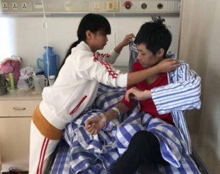 Resultado de imagem para Garota tenta vender sua virgindade para ajudar irmão com leucemia