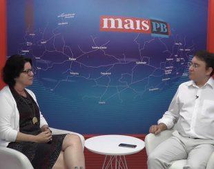 Para prefeita eleita carnaval do Conde precisa ser reformulado (imagem: reprodução/MaisTV)