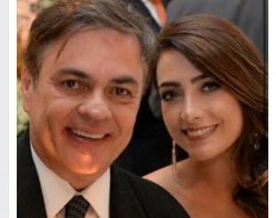 Cássio Cunha Lima e Jacilene Alves de Azevedo
