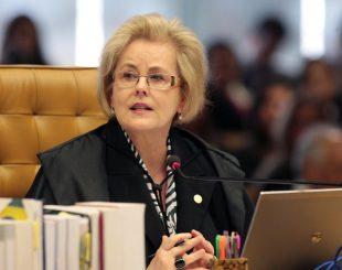 A ministra Rosa Weber é relatora no STF de seis ações ajuizadas por 20 unidades da federação pedindo maior participação no dinheiro obtido pelo governo federal com o programa de repatriação de recursos mantidos no exterior sem declaração à Receita (Foto: Carlos Humberto/SCO/STF)
