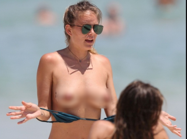 Topless Celebs Archives