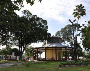 Pavilhão do Chá, em João Pessoa