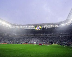 Arena Palmeiras recebeu a Seleção em 2015: CBF teme hostilidade a ex-corintianos (Foto: Marcos Ribolli)