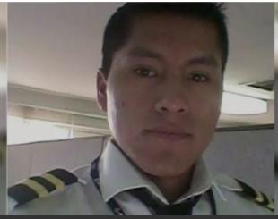Erwin Tumiri conseguiu sobreviver à queda da aeronave