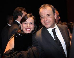 Adriana Ancelmo e Cabral; MPF suspeita de compras feitas após ex-governador deixar o cargo (Foto: Vera Donato/Estadão Conteúdo)
